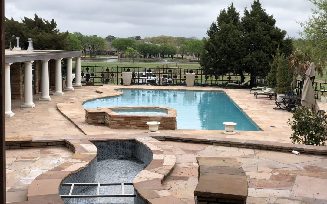Swimming Pool Renovation – House on a Hill Project