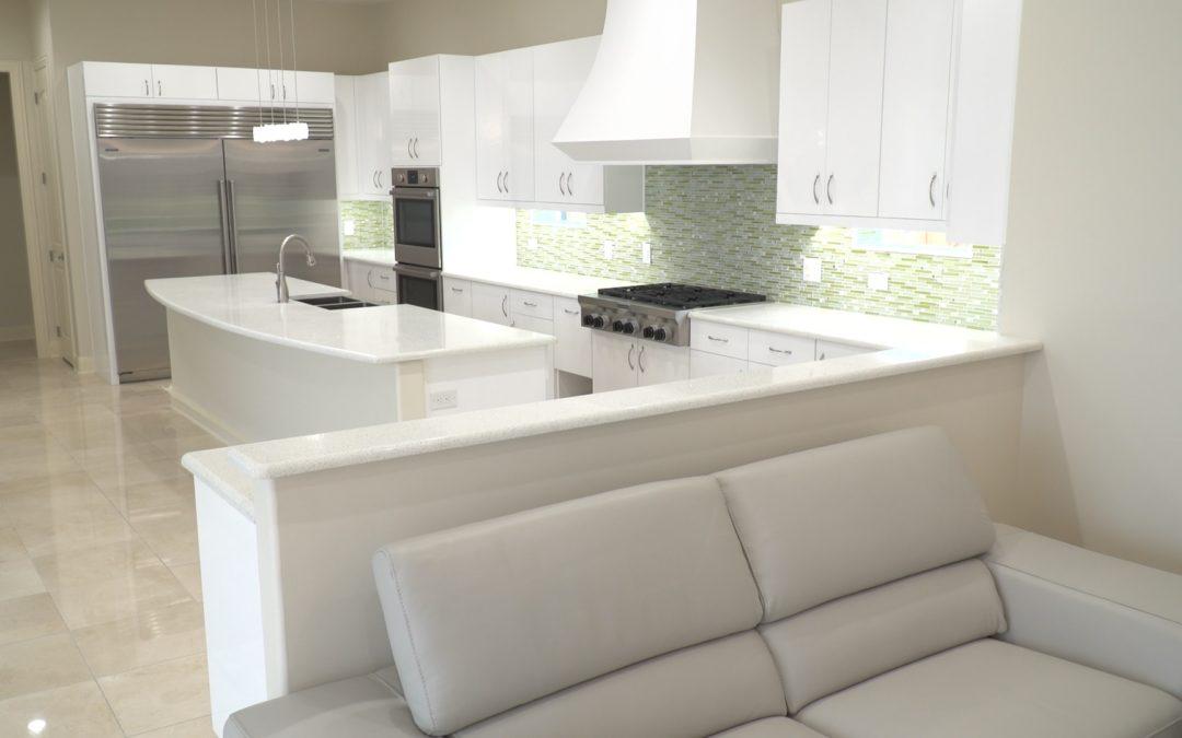 Elite Cabinetry & Millworks – Custom Kitchen Installation