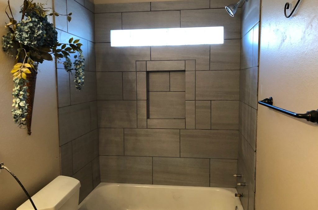 Advocate Construction – Bathroom Remodel